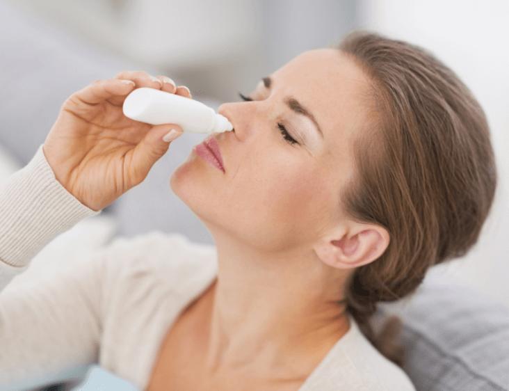 鼻水予防ミスト