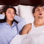 旦那のいびきと口臭が関係している?いびきの原因9