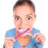 電動歯ブラシ+ホワイトニング歯磨き粉⇒ 120%のハミガキ効果!